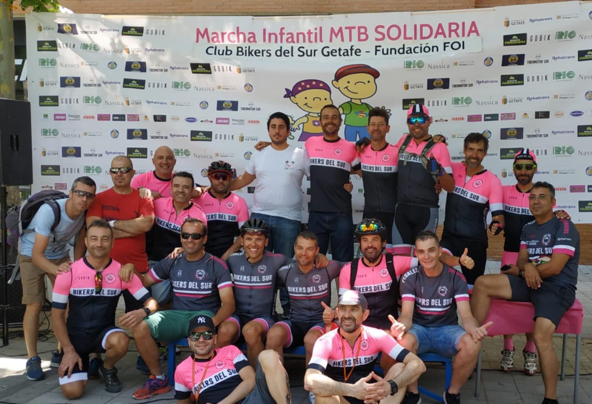 Club Deportivo Bikers del Sur Getafe